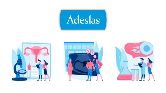 seguro fertilidad y reproducción asistida Adeslas