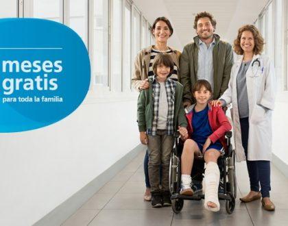 Contrata tu Seguro de Salud con Adeslas y consigue meses gratis en tu póliza
