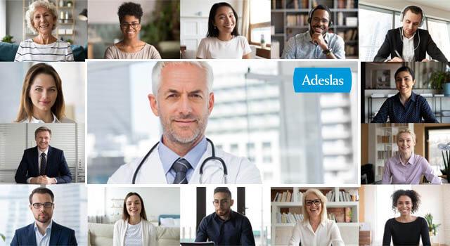 seguro salud extranjería inmigración Adeslas