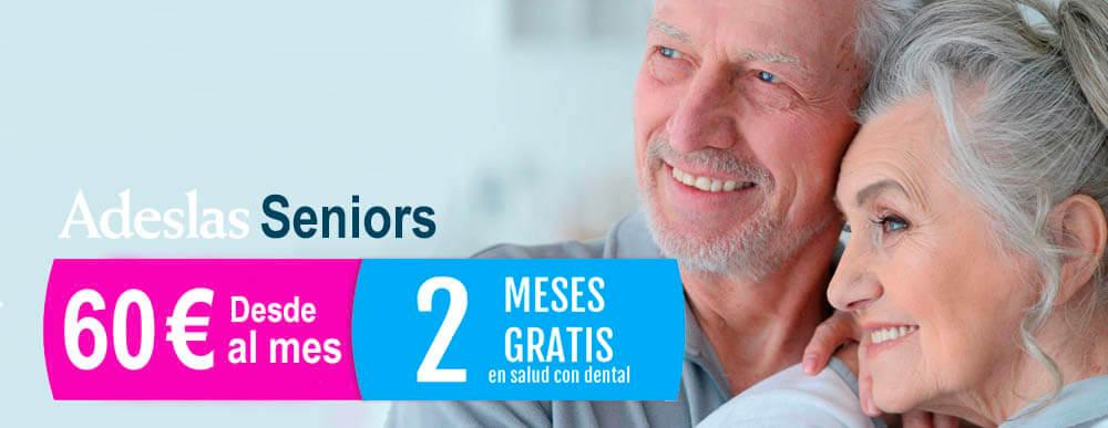Seguro Adeslas Seniors