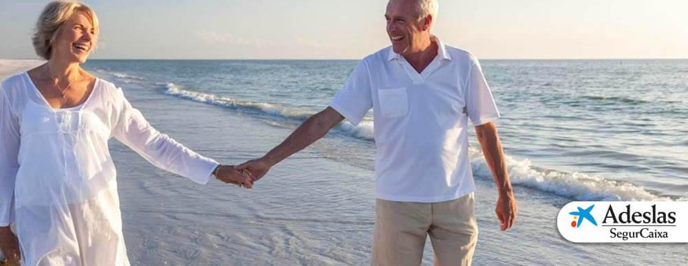 Adeslas seguro salud seniors