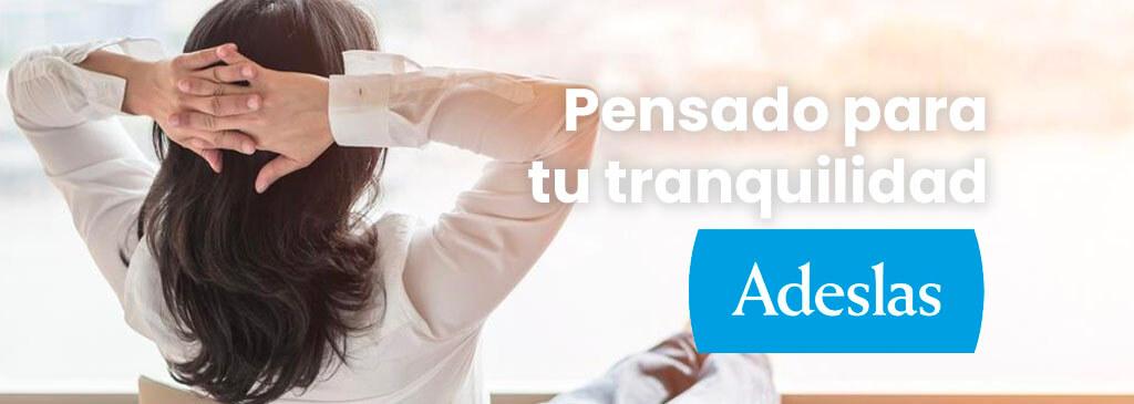 seguro médico viajes Adeslas