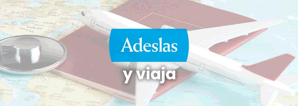 seguro viaje Adeslas