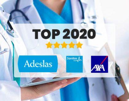 Mejores seguros de salud 2020