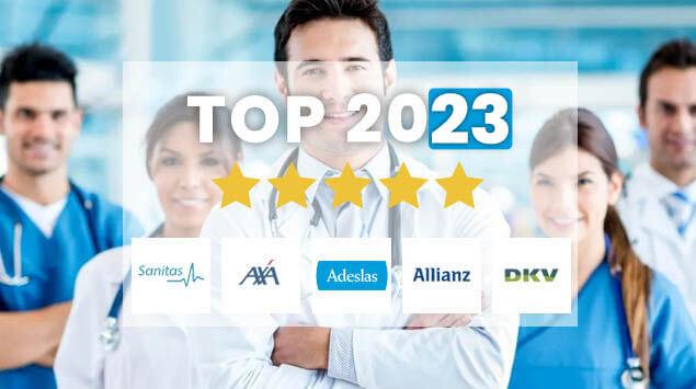 Mejores seguros de salud 2021