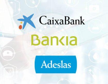 Adeslas fusion Caixa y Bankia