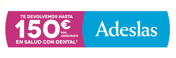 oferta Adeslas 2020
