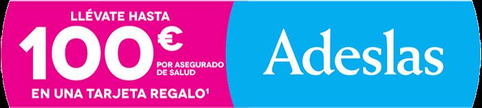 promoción seguro ambulatorio Adeslas go